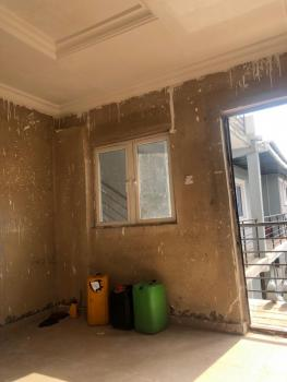 Newly Built One Room Self-contained with Car Park, Alagomeji, Yaba, Lagos, Self Contained (single Rooms) for Rent