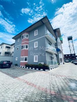 Spacious 3 Bedroom Flat, U3 Estate, Lekki Phase 1, Lekki, Lagos, Flat / Apartment for Sale