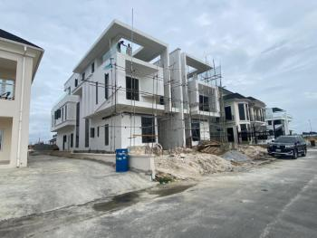 Luxury 5 Bedrooms Fully Detached with Bq, Cowrie Creek Estate, Ikate Elegushi, Lekki, Lagos, Detached Duplex for Sale