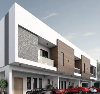 1 Bedroom Apartments and Duplexes, Citadel Views Estate -olokomla Road, Sangotedo, Ajah, Lagos, Flat / Apartment for Sale