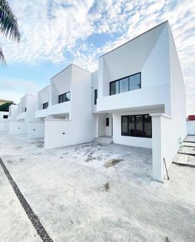 3 Bedroom Terrace Duplex with a Room Bq, Victoria Island (vi), Lagos, Terraced Duplex for Rent