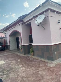 3 Bedroom Bungalow with an Office Bq, Efab, Gwarinpa, Abuja, Detached Bungalow for Sale