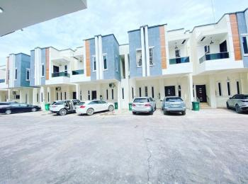 4 Bedroom Terrace Duplex, Orchid Road, Lekki, Lagos, Flat / Apartment for Rent