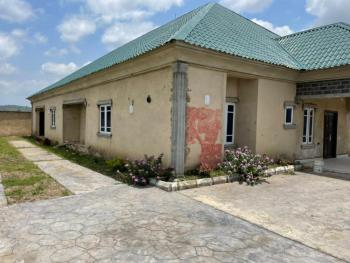 4 Bedroom Bungalow, Madalla Area, Suleja, Niger, Detached Bungalow for Rent