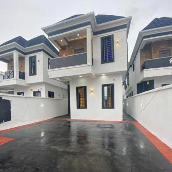 4 Bedroom Fully Detached Duplex with a Bq., Ikota Villa Estate, Ikota, Lekki, Lagos, Detached Duplex for Sale