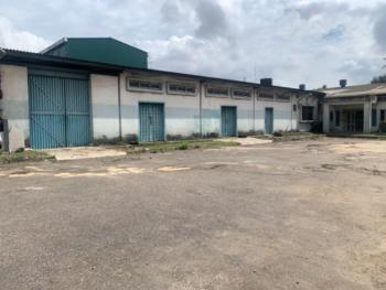 37,000 Square Feet Warehouse with Office, Ilupeju, Lagos, Warehouse for Rent