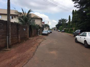 Well Positioned Fenced & Gated 7 Plots of Land with Old Bungalow, Around Graceland School Before Imt Campus 2, Old Gra, Enugu, Enugu, Mixed-use Land for Sale