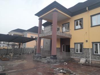 Brand New Luxury 4 Bedroom Duplex, Naf Harmony Estate, Eliozu, Port Harcourt, Rivers, Detached Duplex for Rent