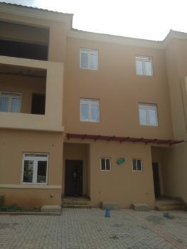 4 Bedroom Trance Duplex Carcass, Manor Estate, Gaduwa, Abuja, Terraced Duplex for Sale