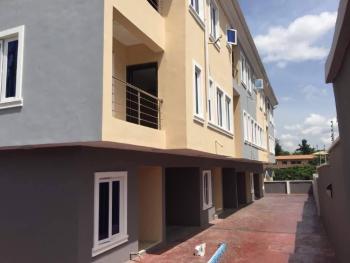 4 Bedrooms Terrace Duplex with Bq, Omole Phase 1, Ikeja, Lagos, Terraced Duplex for Sale