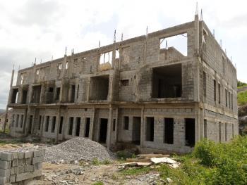 4 Bedroom Terraces  @ 75% Completion, Enl Paradise Estate, Guzape District, Abuja, Terraced Duplex for Sale