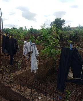 Half Plot of Land 360sqm, Medina Estate, Gbagada, Lagos, Residential Land for Sale
