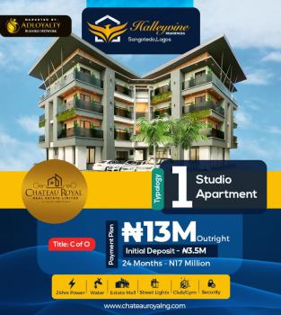 Studio Apartment Close to Shoprite and Other Commercial Businesses, Off Monastery Road, Sangotedo - Ajah., Lekki, Lagos, Block of Flats for Sale