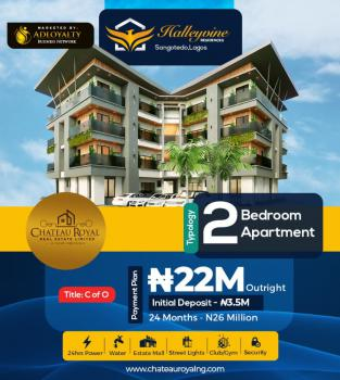 Luxury 2 Bedroom Apartment with Opportunity to Grow Your Revenue Faster, Shoprite, Lekki, Lagos, Block of Flats for Sale