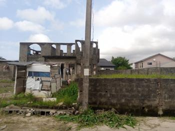 2 Plots of Land in a Secured and Developed Estate, Miracle Avenue Estate, Sangotedo, Sangotedo, Ajah, Lagos, Residential Land for Sale