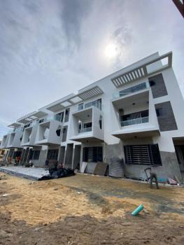 Newly Built 4-bedroom Terrace House with Bq;, Ilasan, Lekki, Lagos, Terraced Duplex for Sale