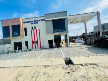 a Classy Estate Land with Hightop Rich Features to It. Tight Security, Urban Prime Estate. Okun Ajah, Lekki, Lagos, Residential Land for Sale