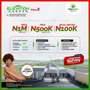 Elevation Garden 2, Agbowa, Ikorodu, Lagos, Mixed-use Land for Sale
