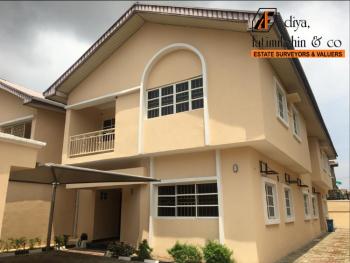 5 Bedroom Semi Detached Duplex with One Room Bq, Ninalowo Cresent, Lekki, Lagos, Semi-detached Duplex for Rent