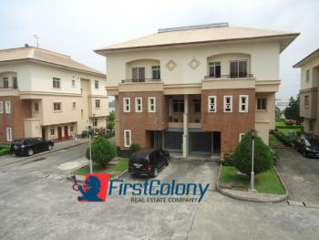 Luxury 4 Bedroom Duplex with Excellent Facilities (incl. Lawn Tennis), Residential Zone, Banana Island, Ikoyi, Lagos, Semi-detached Duplex for Sale