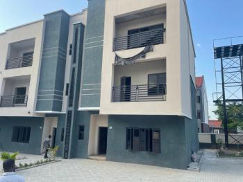 Brand New 3-bedrooms Flat with Bq, Off Mike Akigbe, Jabi, Abuja, Flat / Apartment for Sale