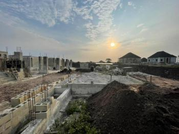 Luxury 3 Bedroom Semi Detached Duplex with Bq, Water Tower Road, Bogije, Ibeju Lekki, Lagos, Semi-detached Duplex for Sale