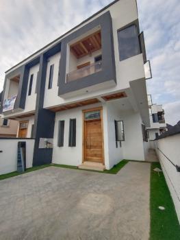 Newly Built 4 Bedroom Semi Detached Duplex with Bq, Lekki Palm City Estate, Ajah, Lagos, Semi-detached Duplex for Rent