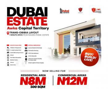 Land, Dubai Estate, Awka, Anambra, Residential Land for Sale