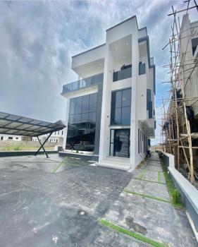Contemporary 5 Bedrooms Fully Detached Ch Duplex with Bq,, Megamond  Estate, Lekki Phase 2, Lekki, Lagos, Detached Duplex for Sale