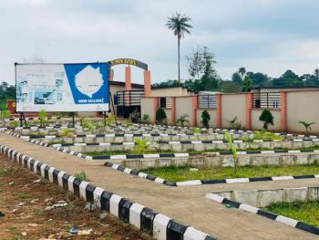 Land with C of O in an Estate, 15 Mins Drive From Rccg Camp, Mowe Ofada, Ogun, Residential Land for Sale