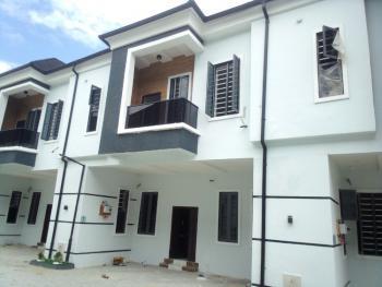Luxury 4 Bedroom Semi Detached Duplex in a Beautiful Mini Estate, Royal Pine Estate Orchid Road By Chevron Alternative Drive, Lekki Phase 2, Lekki, Lagos, Semi-detached Duplex for Sale