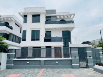 Elegantly Finished 5 Bedroom Duplex with a Swimming Pool and Cinema, Lekki Phase 1, Lekki, Lagos, Detached Duplex for Sale