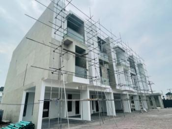 Well Finished Terrace Duplex with a Swimming Pool, Lekki Phase 1, Lekki, Lagos, Terraced Duplex for Sale