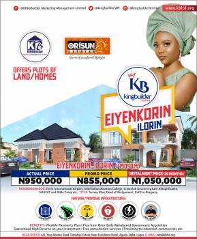 Land, Orisun Estate, Eiyenkorin, Ilorin South, Kwara, Residential Land for Sale