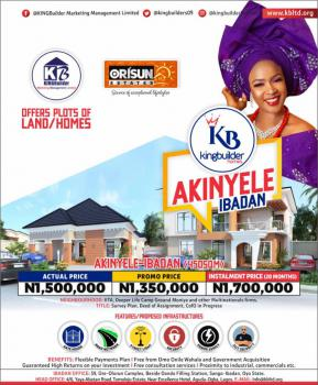 Land, Akinyele Onidundu, Orisun Estate, Akinyele, Oyo, Residential Land for Sale