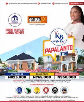 Land, Papalanto Itori, Ewekoro, Ogun, Residential Land for Sale