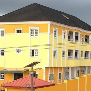 a Luxurious Built Property with American Veranda in Each Flat, Abu-abba Street and Ajayi Road, Oke-ira, Ogba, Ikeja, Lagos, Block of Flats for Sale
