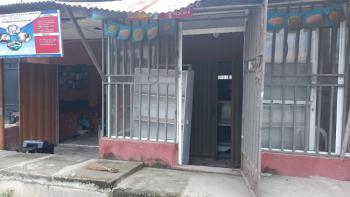 2 Shops Furnished, Ola Adigun Street,  Off New Road, Igbo Efon, Lekki, Lagos, Shop for Rent