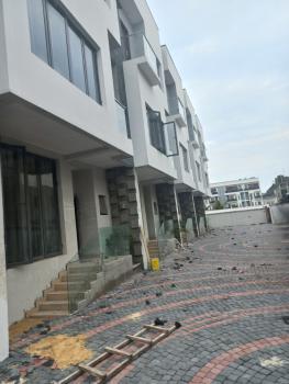 Brand New Luxury 4 Bedroom Terraced House +bq, Lekki Right, Oniru Extension, Lekki, Lagos, Terraced Duplex for Rent