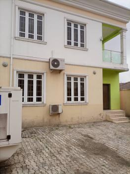 Clean 5 Bedroom Semi Detached Duplex with B.q, Justice Coker Estate, Alausa, Ikeja, Lagos, Semi-detached Duplex for Rent