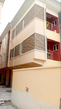 Newly Built Three Bedroom Flat with Bq, Dideolu Estate, Victoria Island (vi), Lagos, Flat / Apartment for Rent