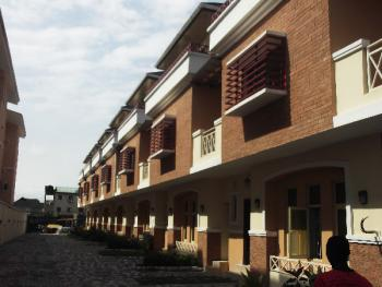 Brand New 4-bedroom Terrace Duplex In Agungi, Agungi, Lekki, Lagos, 4 bedroom, 5 toilets, 4 baths Terraced Duplex for Sale