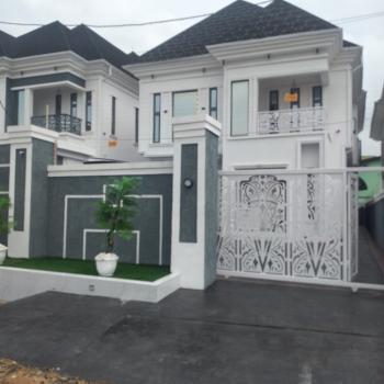 Tastefully Finished 5 Bedroom Fully Detached + Bq Duplex, Omole Estate, Omole Phase 1, Ikeja, Lagos, Detached Duplex for Sale