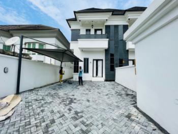 Brand New 5 Bedroom Duplex with a Bq, Osapa, Lekki, Lagos, Semi-detached Duplex for Rent