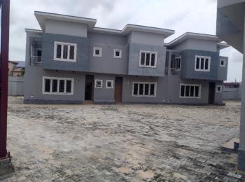 Brand 4 Bedrooms Terrace Duplex, Alaka, Surulere, Lagos, Terraced Duplex for Sale