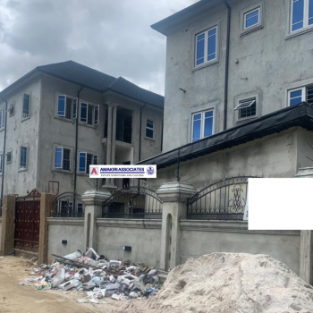 Self Contained Apartments ( 2 Years), Rukpakulusi, Port Harcourt, Rivers, Self Contained (single Rooms) for Rent