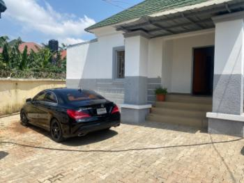 Three Bedroom Bungalow with Two Selfcontained Bq, Efab Estates, Life Camp, Abuja, Detached Bungalow for Sale