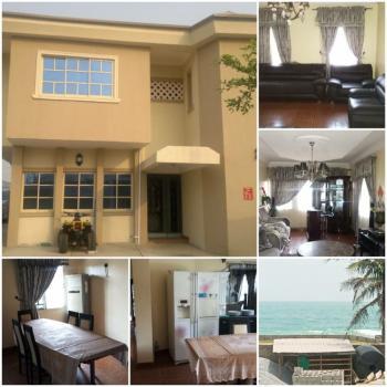 4 Bedroom Detached House Built on 522.491sqm Land Size, Off Lekki Epe Express Way, Eleko, Ibeju Lekki, Lagos, Detached Duplex for Sale