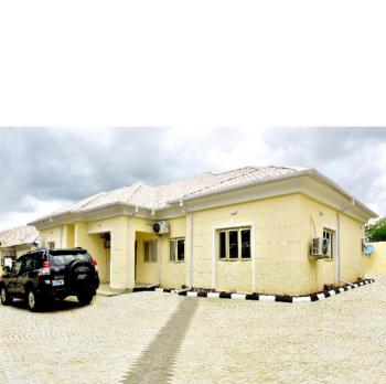 Luxury 5 Bedroom Fully Detached House with 2 Bedroom Boys Quarter, Fort Royal Estate Off Airport Road, Garki, Abuja, Detached Bungalow Short Let