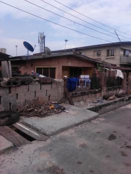 Land Full Plot with Demolishable Bungalow, Owolabi Street By Adetola Road, Aguda, Surulere, Lagos, Residential Land for Sale